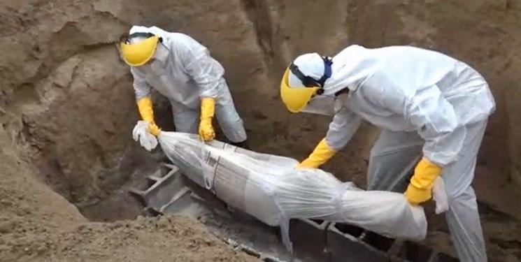 خدمت رسانی پرسنل سازمان بهشت زهرا (س) در 240 روز بحرانی