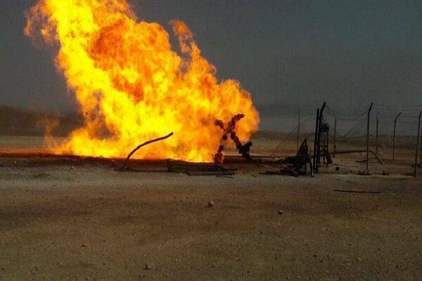 بمباران بازار فروش محموله های نفت مسروقه سوریه
