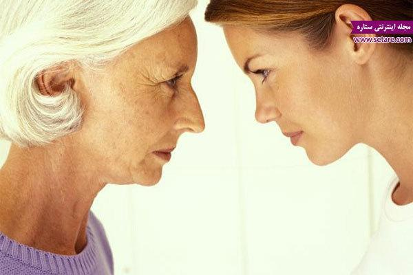 چگونه با مادر شوهر خود رابطه درست برقرار کنیم؟