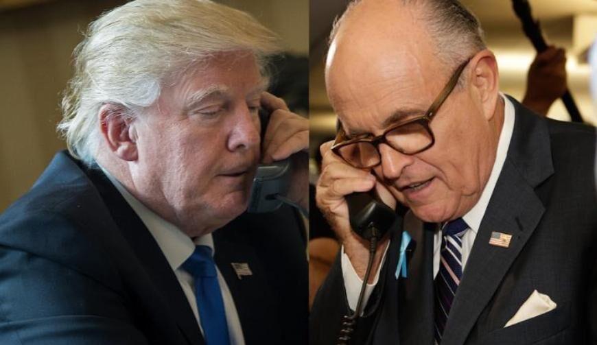 خبرنگاران وکیل ترامپ: ترامپ پیروزی بایدن را نمی پذیرد
