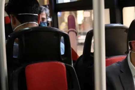 مسافران اتوبوس با هم صحبت نکنید