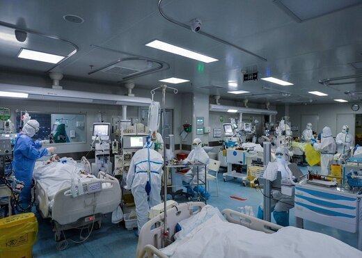 100 میلیون هم بدهید هیچ تخت خالی برای بیماران کرونایی نیست