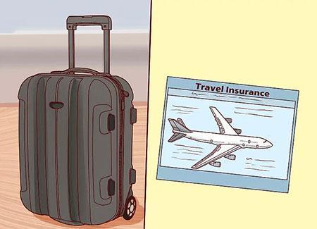 مراحل سوار شدن به هواپیما و سفر به خارج از کشور