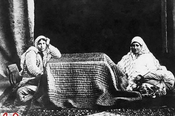 زیست روزمره زنان در دوره قاجار چگونه بوده است؟