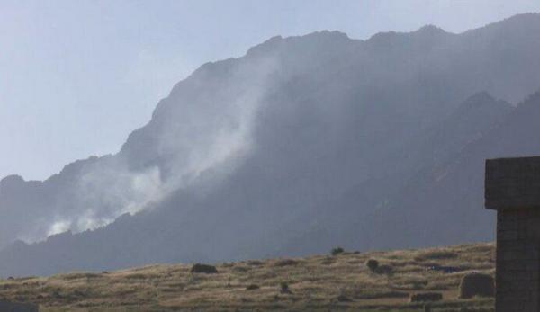حمله ترکیه به دهوک اقلیم کردستان