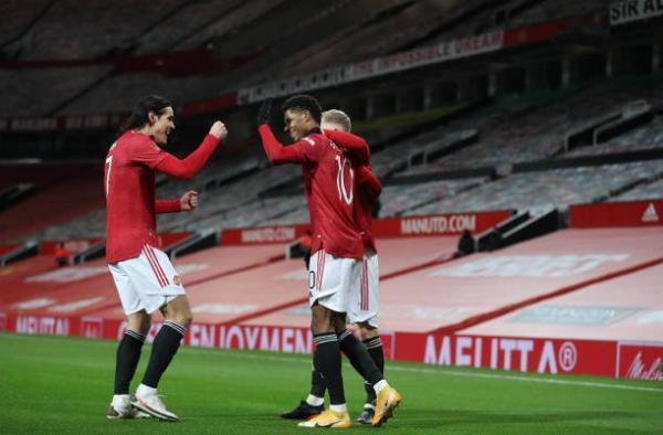 یونایتد 3- 2 لیورپول؛ امضای برونو پای حذف تیم کلوپ