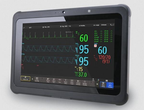 تبلت کاربردی فیلیپس برای نظارت بهتر بر بیماران