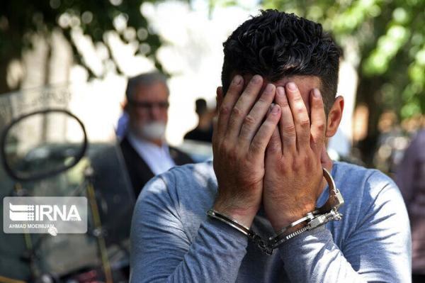 خبرنگاران دزد مسلح در اهواز در چنگ پلیس گرفتارشد