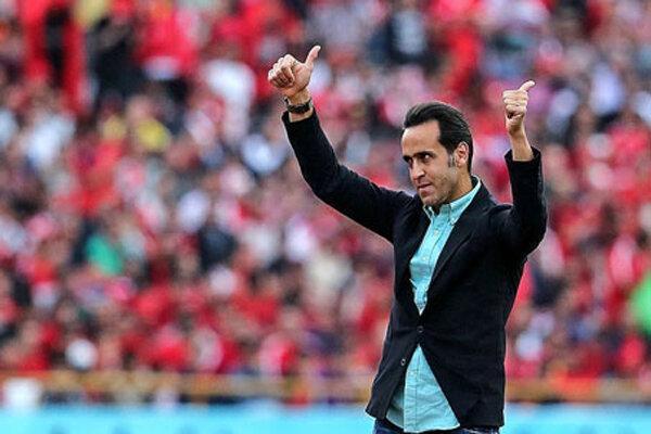 علی کریمی در چه شرایطی از حضور در انتخابات فوتبال انصراف می داد؟