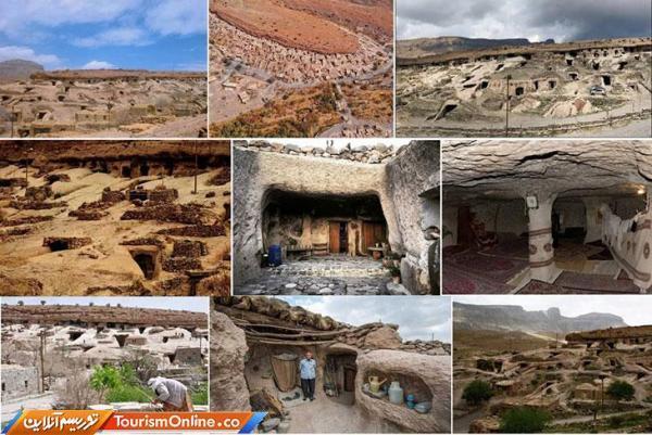 روستایی 12 هزار ساله در کرمان