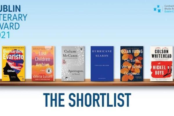 برنده بوکر در بین نامزدهای جایزه ادبی دوبلین