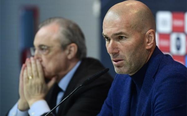 نامزدهای جانشینی زیدان در رئال مادرید معین شدند