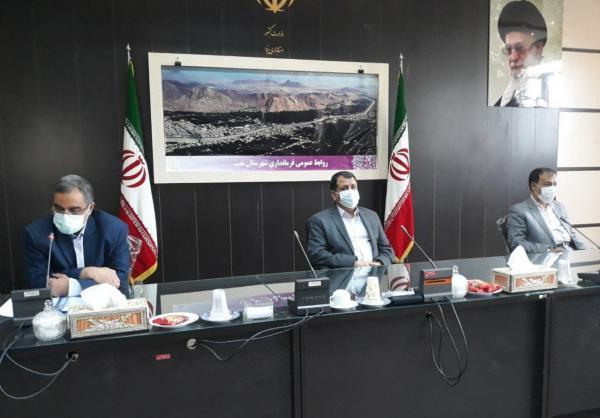 خبرنگاران معاون استاندار یزد: تخصیص بودجه به تفت بر اساس جمعیت شناور منطقه باشد