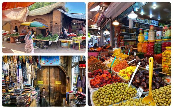 چرا بازدید از بازار سنتی سنندج پیشنهاد می شود؟