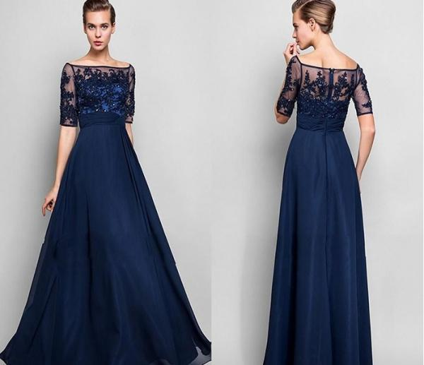26 مدل لباس مادر عروس و مادر داماد شیک و برازنده