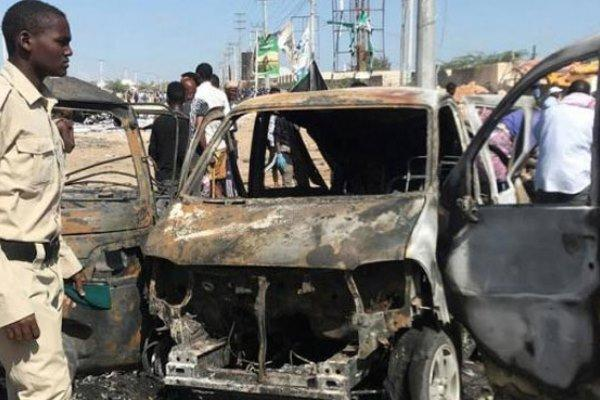 انفجار بمب در سومالی، 11 نفر کشته شدند