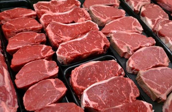 کاهش نسبی قیمت گوشت قرمز