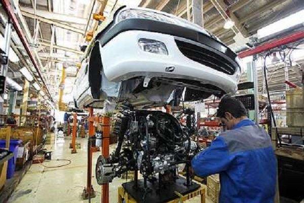 خودرو؛ موتور رشد تولیدات صنعتی