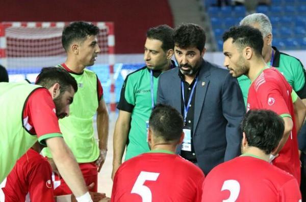 قول پرداخت پاداش تیم ملی فوتسال قبل از آغاز اردو
