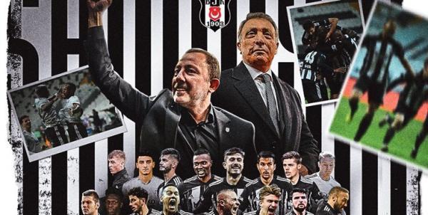 قهرمانی دراماتیک بشیکتاش در ترکیه با تفاضل گل