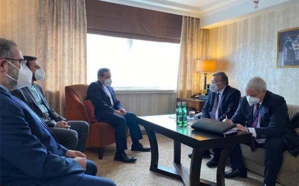 هیات های ایران و روسیه پیش از نشست کمیسیون مشترک برجام دیدار کردند