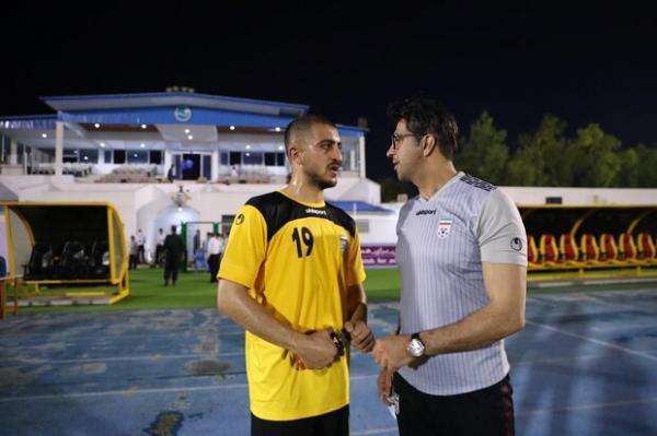مدافع تیم ملی فوتبال ایران در لیگ ترکیه می ماند