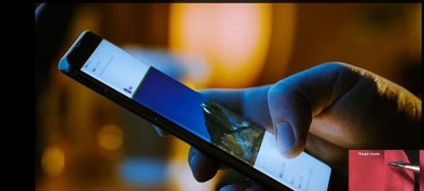 انگشت شست سالانه معادل دو ماراتن مسافت را در شبکه های اجتماعی طی می کند