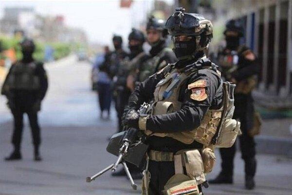 عملیات ضد تروریستی نیروهای عراقی، بازداشت شماری از عناصر داعش