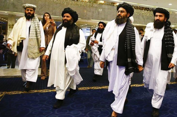 طالبان: آمریکا در چندین ولایت مواضع ما را بمباران کرده