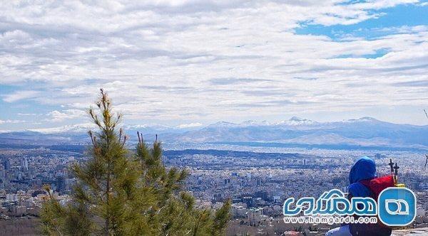 بام تهران؛ کپسولی از اکسیژن خالص در میان دود