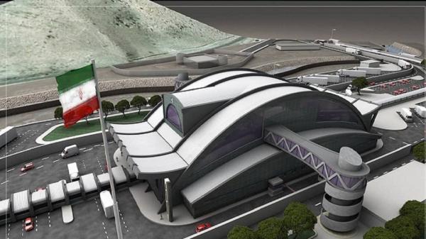 طرح جامع پایانه مرز رازی در خوی به زودی افتتاح می گردد