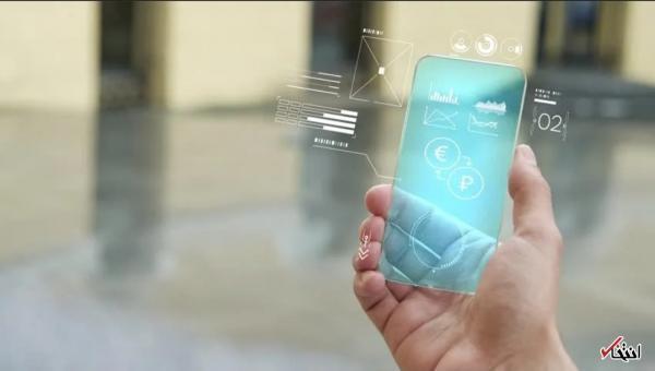 20 سال دیگر تلفن های هوشمند چه شکلی خواهند بود؟