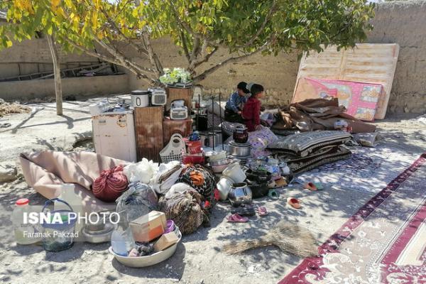 آسیب 43 روستا پس از زلزله قوچان، لزوم فراهم کردن اسکان اضطراری برای برخی از روستاییان