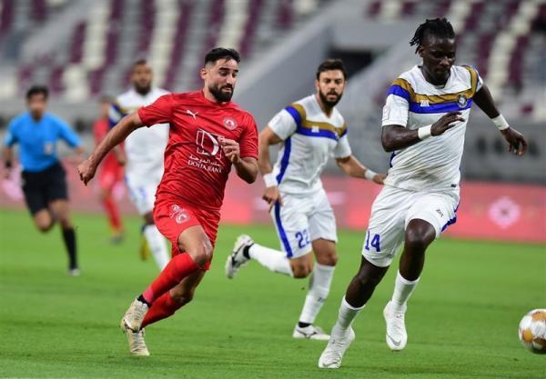 تور قطر: لیگ ستارگان قطر، پیروزی العربی و تساوی الاهلی