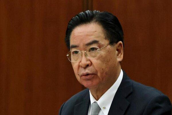 وزیر خارجه تایوان مگسی پر سروصدا است